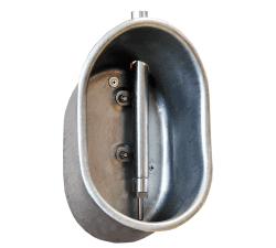 Rounded design drinker bowl