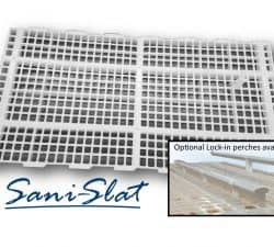 swine product slat Indiv USA