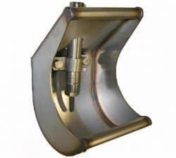 Curved design drinker bowl