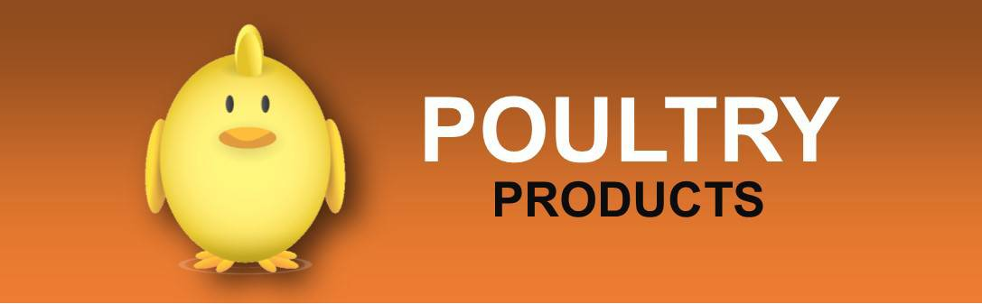 poultry products web banner